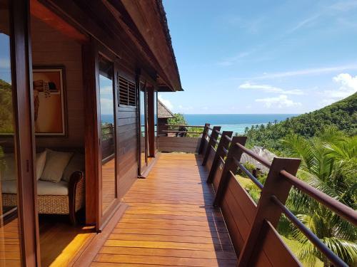 Villa Te Ata by Tahiti Homes