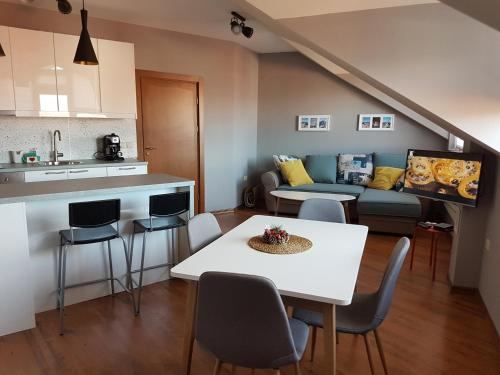 Cozy one bedroom apartment near Bansko Gondola
