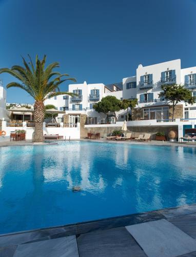 Los 10 mejores hoteles de 4 estrellas de Islas Griegas ...