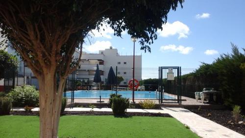 Dúplex con piscina en el sur de Tenerife