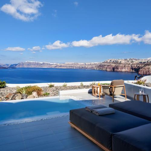 De 10 beste hotels met jacuzzi in Akrotiri, Griekenland ...