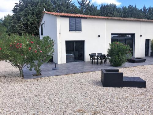 Villa contemporaine Saint Remy