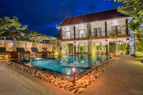 Dora Angkor Residence