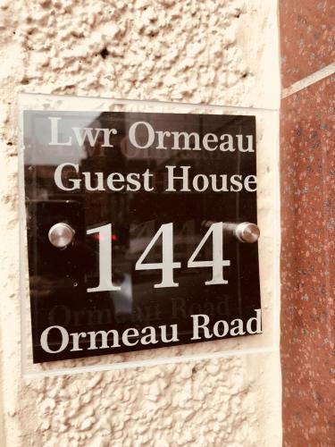 Lwr Ormeau Guest House