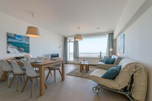 Cosy apartment with sea view in Ostend