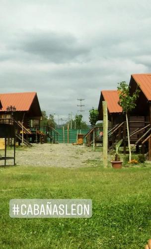 Cabañas León