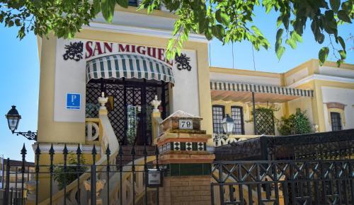 Pensión San Miguel
