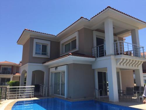 Luxury Villa with Private Pool in Aegean Breeze Site