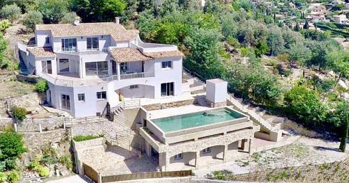 Villa Mimosa à Mandelieu