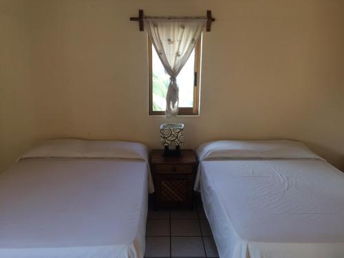 Description for a11y. Bungalows Casa Regina