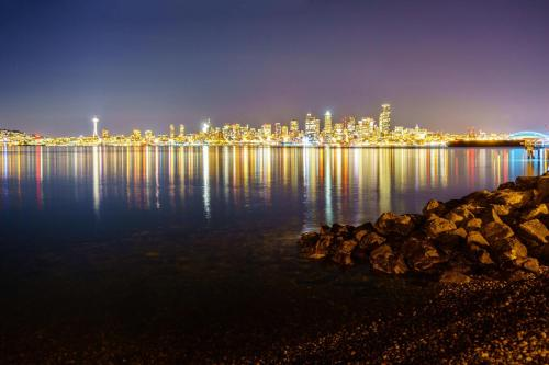 Seattle Skyline View at its Best