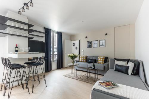 i 10 migliori appartamenti di parigi francia