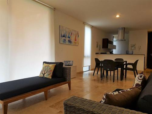 Peaceful 2 BR condo in Tulum by Happy Address