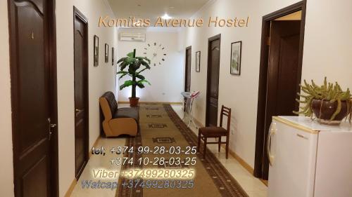 Komitas Avenue Guest House