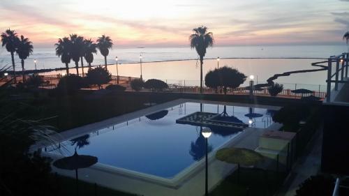 Apartamento Villa Blanca frente al Mar