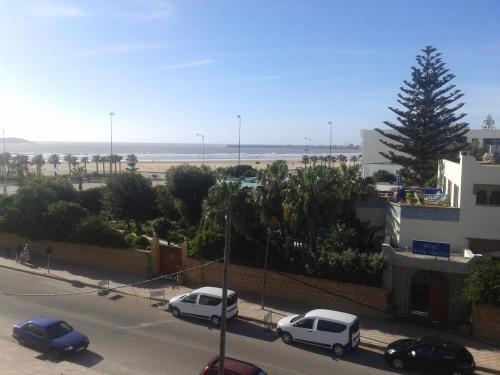 appartement avec sa terrasse vu mer