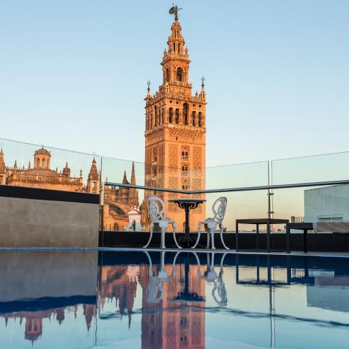 Les  Meilleurs Htels Avec Piscine  Sville Espagne  BookingCom