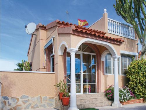 Description for a11y. Holiday home La Marina