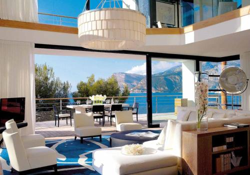 Villa on Cote d'Azur