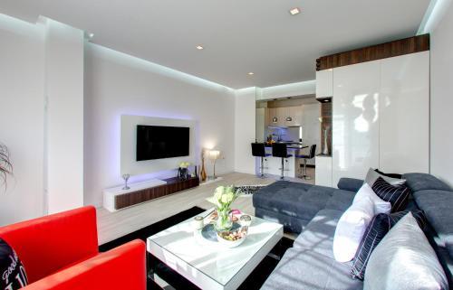 Luxury apartment CRYSTAL