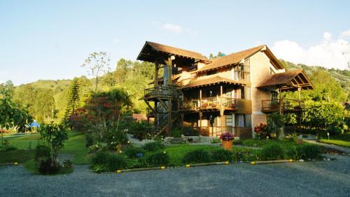 Matisses Hotel Campestre, Santa Rosa de Cabal, Colombia