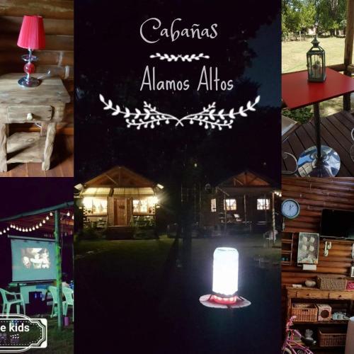 Cabaña Alamos Altos
