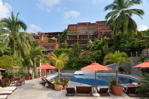 Los 10 mejores hoteles con piscina de Zihuatanejo, México ...