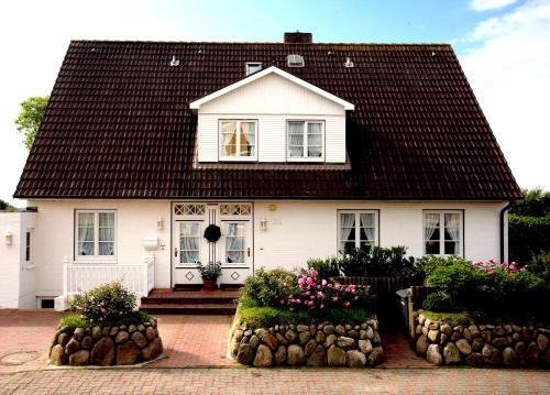 Haus Elvi Fuchs an den alten Salzwiesen