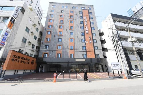 Busan View Hotel
