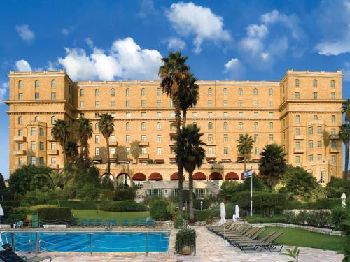King David Hotel Jerusalem