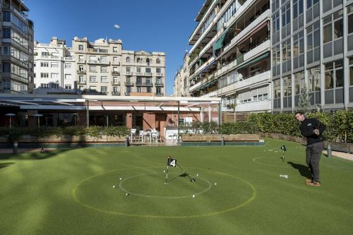 カタルーニャ バルセロナ ゴルフ