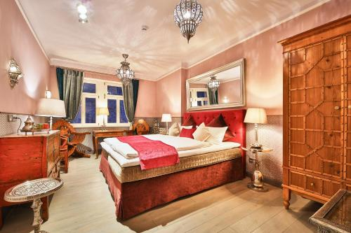 Villa Waldfrieden - das boheme Hotel