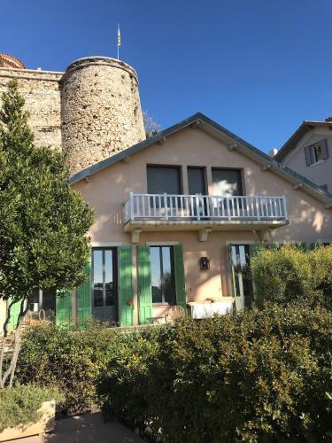 Villa, Le Chalet Vert , 17 Corniche Bonaparte