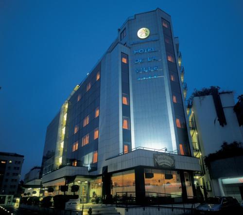 SHG Hotel De La Ville
