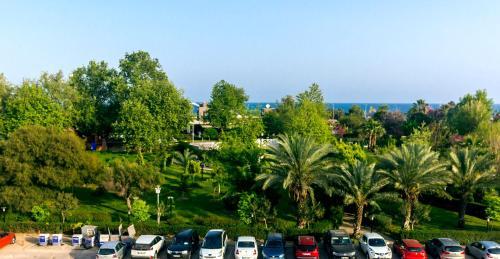 Aspendos Seaside