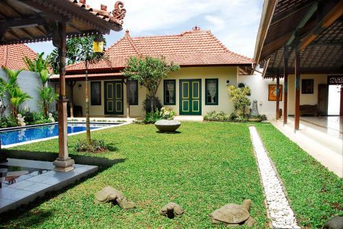Villa Jalan Bumbak
