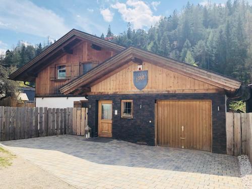 Family Chalet Karwendel