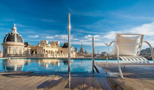 Reserve This Five Star Hotel Description For A11y Ohla Barcelona