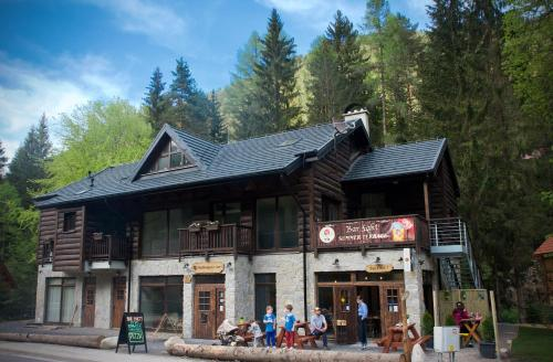 The Dragon's Lair Chalet