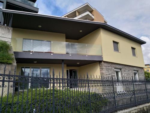 Lugano Center Apartment