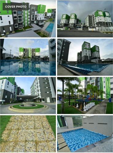 Kuching City Cozy Condo A2