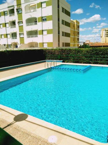 Description for a11y. Apartamento Jardin II. Playa de Gandia ...