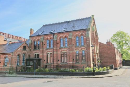 The Chapel Chester - Boutique Apartments