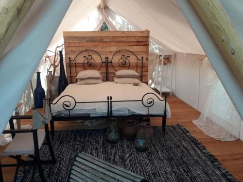 Plage Cachée - Glamping - Open space holiday home