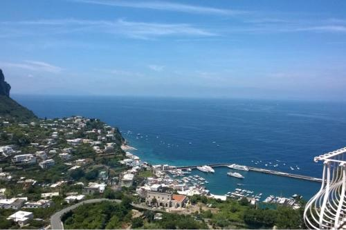 Luxury flat Capri at 50mt from Piazzetta,best view
