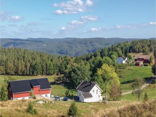 Three-Bedroom Holiday Home in Birkeland