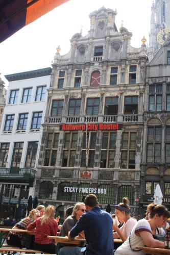 Antwerp City Hostel