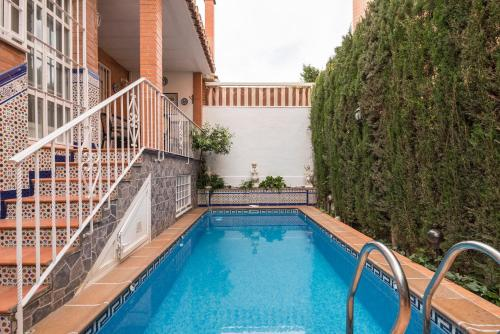 Casa LA SOLANA, con piscina privada.