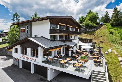 Hotel Restaurant Chesa