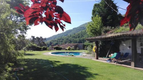 Hostal rural Masia el Buxaus Montseny